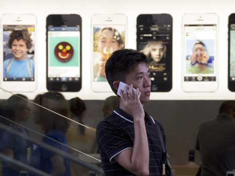 Here's Why Apple Is Putting So Much Emphasis On Selling iPhones In China | BUSS4 China | Scoop.it