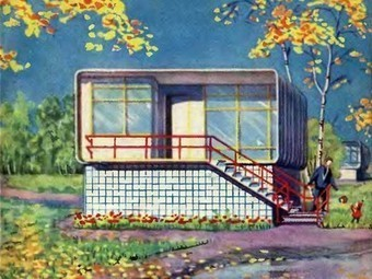 In Soviet Russia, the plastic house occupies you | Radio Show Contents | Scoop.it