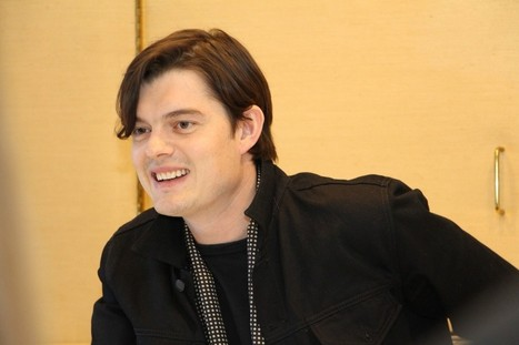 Sam Riley Maleficent's Diaval on Working with Angelina Jolie and being a Birdman #MaleficentEvent - FSM Blogs | Disney News | Scoop.it