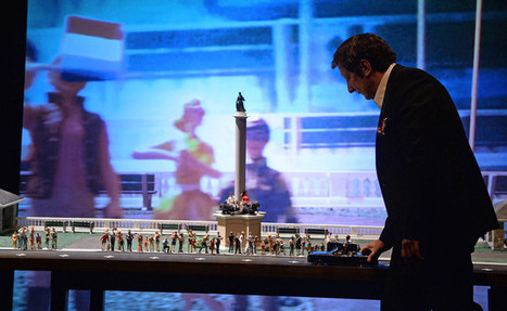 In 887, Robert Lepage has built a memory palace out of theatre | memoir writing | Scoop.it
