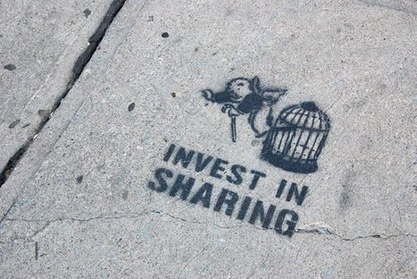 The sharing economy could end capitalism – but that's not all | Embodied Zeitgeist | Scoop.it