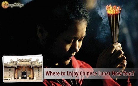 Chinese Lunar New Year 2014 in Bangkok | Getaway Holidays Blog | Travel Guide, Tips and Trivia | Scoop.it