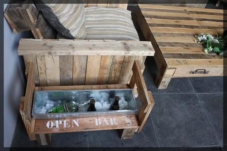 L'élément indispensable pour passer une bonne soirée entre amis....L'Open Bar :-) | Best of coin des bricoleurs | Scoop.it