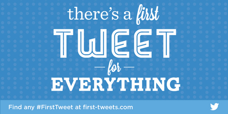 [Twitter] Retrouvez le premier tweet de n'importe qui | [Franck Confino] Digital tools | Scoop.it
