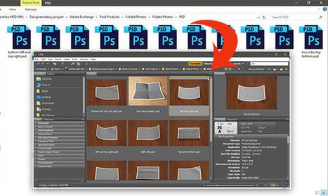 How to Quickly Open Any Windows Folder in Adobe Bridge (Video) | Adobe Creative Cloud | Scoop.it