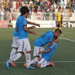 Football fever gripping Afghanistan - Fifa.com | Ruff in it up on the field | Scoop.it
