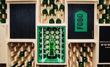 Avec Fobo, HEINEKEN implique les consommateurs dans l'économie circulaire | De l'économie verte à l'économie bleue | Scoop.it
