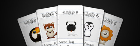 Use CSS3 to Create a Dynamic Stack of Index Cards   .Net Web Development   Scoop.it