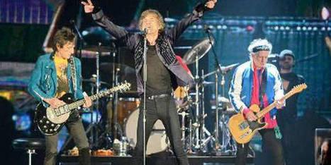 Les Stones se produiront bien en Belgique - dh.be   Belgitude   Scoop.it