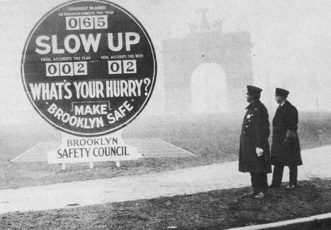 One hundred years ago, pedestrians had equal rights to the road | great buzzness | Scoop.it