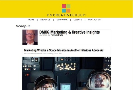 DM Creative Group | Showcase of custom topics | Scoop.it