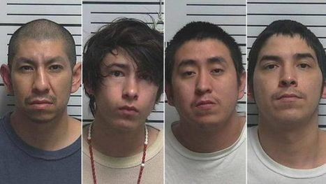 Should These Men Get DEATH PENALTY If Guilty Of Gang Raping 9-Year-Old Girl? | Criminal Justice in America | Scoop.it