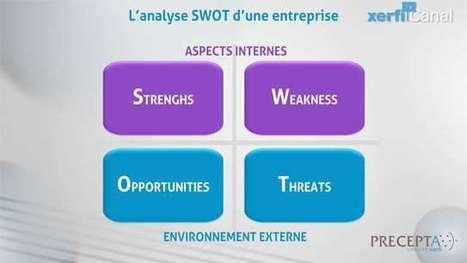 Julien Pillot, Precepta -  Comprendre l'analyse SWOT   Compétitivité et intelligence économique   Scoop.it