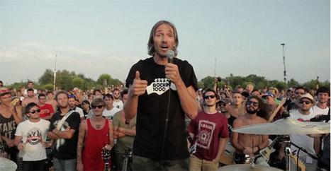 Rockin'1000: Cesena chiama, i Foo Fighters rispondono [VIDEO] | CONTEMPORARY MOOD INSIDE RICKY'S ROOM | Scoop.it