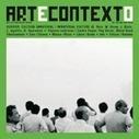 Revista y portal de arte contemporaneo - ARTECONTEXTO   Arte y Cultura en circulación   Scoop.it