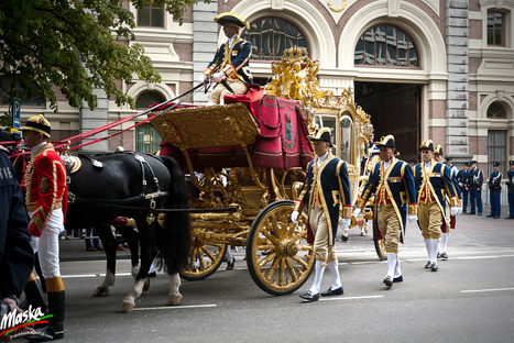 Prince's Day (Prinsjesdag) | massispict | Scoop.it