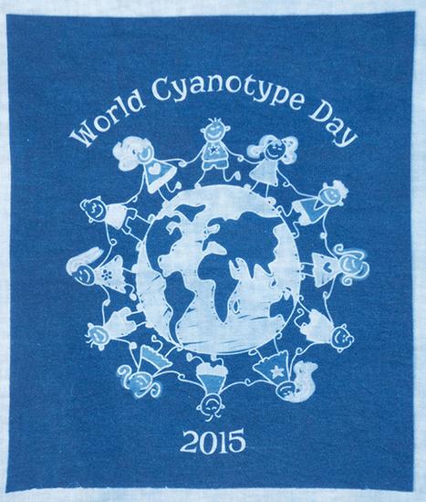 World Cyanotype Day 2015 | L'actualité de l'argentique | Scoop.it