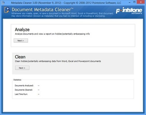 3 Ways to Remove Meta Data from Word Documents | Cotés' Tech | Scoop.it
