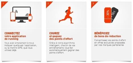 Running Heroes transforme vos foulées en bons de réduction | faire du sport autrement | Scoop.it