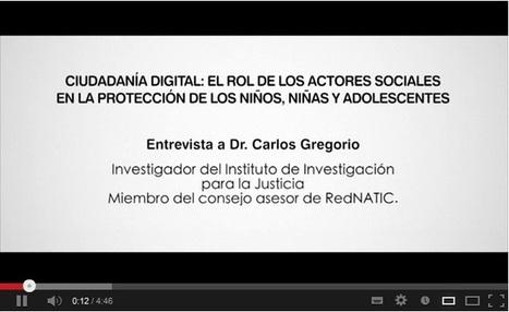 Ciudadanía, responsabilidades y seguridad digital | Ciudadanía Digital | Scoop.it