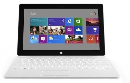 Surface to arrive with Windows 8 on 10/26, says Microsoft | Microsoft | Scoop.it