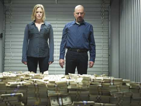 How Much Money Walter White Made On 'Breaking Bad' - Business ... | Money | Scoop.it
