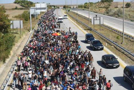 Borders Should Be Checkpoints, Not Roadblocks, to Migrants | Community Village Daily | Scoop.it