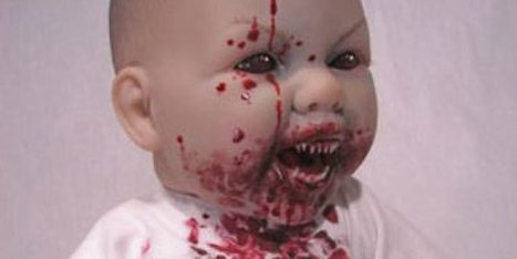 6 Creepy New Toys That Will Give Your Kids Nightmares | Strange days indeed... | Scoop.it