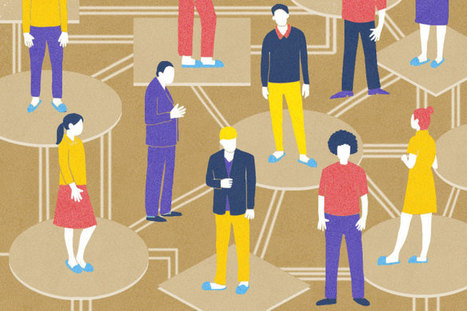 Guilds and the Future of Work - The New Yorker | Peer2Politics | Scoop.it