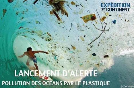 Expédition 7e continent, un documentaire qui dénonce la pollution massive des mers par le plastique. | All Boats Avenue | Revue de Presse 7ème Continent | Scoop.it