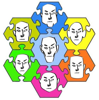 The Seven Faces of a Writer | Creative Language Technology | Scoop.it