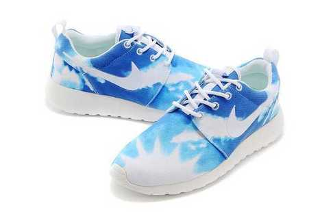 New Arrival Womens Nike Roshe Run Sunset Sky Blue White UK Many Kinds Of Online | Nike Roshe Run Sale | Scoop.it