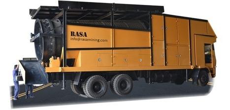 Gold Mining Wash Plant | Gold Mining Trommel | Mobile Gold Wash Plant-Rasamining.com | Gold Wash Plant Machine - Rasamining.com | Scoop.it