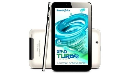 Simmtronics Xpad Turbo 7 inch tablet with voice calling in Rs 7999 | News | Scoop.it