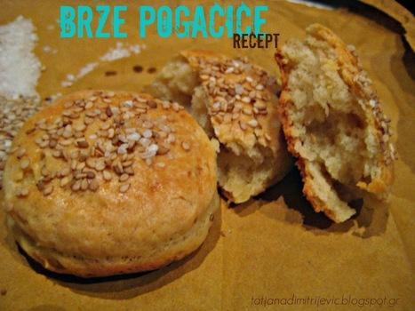 #Recept Brze pogačice bez kvasca | Recepti i kuhinja za pocetnike [ kao ja] | Scoop.it