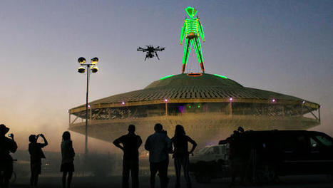 The Drones Of Burning Man | Real Estate Plus+ Daily News | Scoop.it