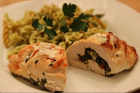 Roulade de poulet a la grecque | Recettes Gourmandes | Hobby, LifeStyle and much more... (multilingual: EN, FR, DE) | Scoop.it