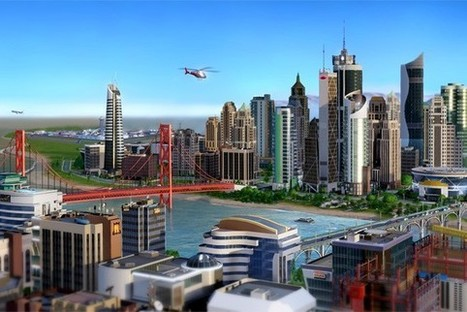 The New SimCity Is Totally Addictive and Crazily Comprehensive | Trends in Sustainability | Scoop.it