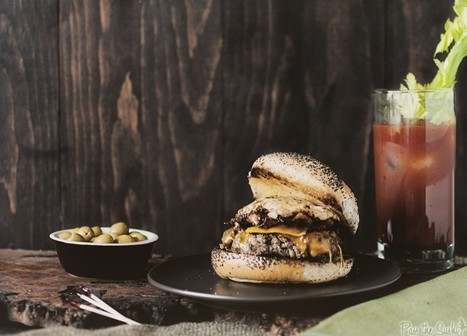 Breakfast Burgers & Bloody Marys | À Catanada na Cozinha Magazine | Scoop.it