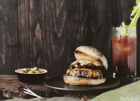 Breakfast Burgers & Bloody Marys | À Catanada na Cozinha Magazine | Scoop.it