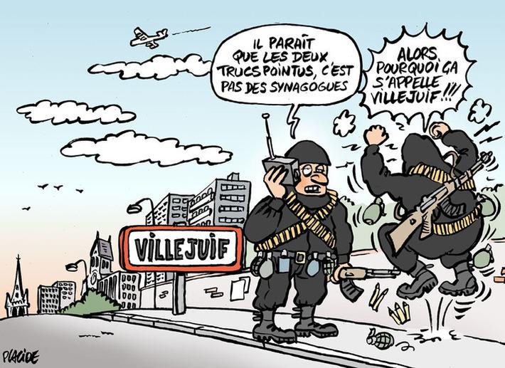 Un attentat contre deux eglises de Villejuif dejoué | Baie d'humour | Scoop.it