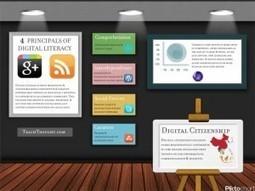 4 Principals Of Digital Literacy | Teaching Educational Technology | Scoop.it