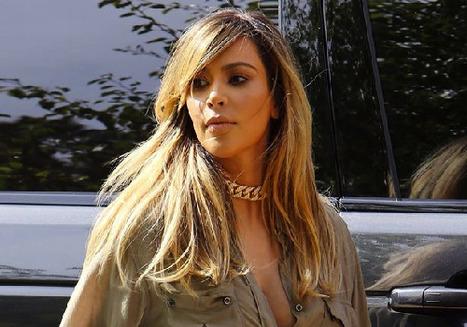 Teenage thief sentenced jail after stealing Kim Kardashian bank account | i love you | Scoop.it