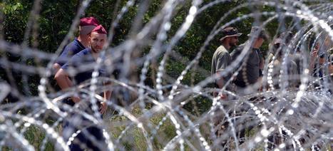 En Hongrie, les migrants affluent avant qu'un mur ne ferme la frontière | SandyPims | Scoop.it