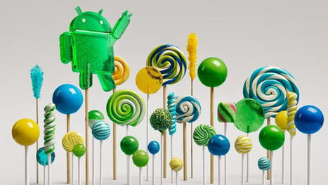 Android 5.0 Lollipop Source Code Pushed to AOSP | Embedded Systems News | Scoop.it