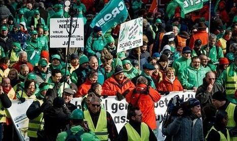 Vakbonden dreigen met nieuwe acties door getreuzel van regering | Nieuwsoverzicht | Scoop.it