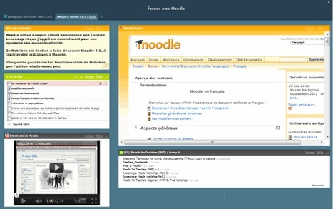 Former avec Moodle   Actualités Emploi et Formation - Trouvez votre formation sur www.nextformation.com   Scoop.it