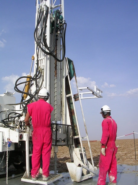 Drilling Operations | OHS Oil and Gas | Scoop.it