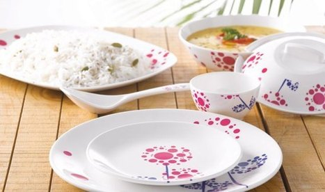 KNOW THE TOP 5 REASONS WHY  MELAMINE DINNERWARE IS IDEAL FOR YOUR KITCHEN | Buy Kitchen Accessories Online | Scoop.it