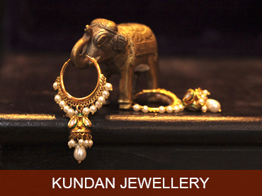 How to Clean Kudan or Polki Jewellery Sets at Home   Kurtis, Sarees, Jewellery   Scoop.it